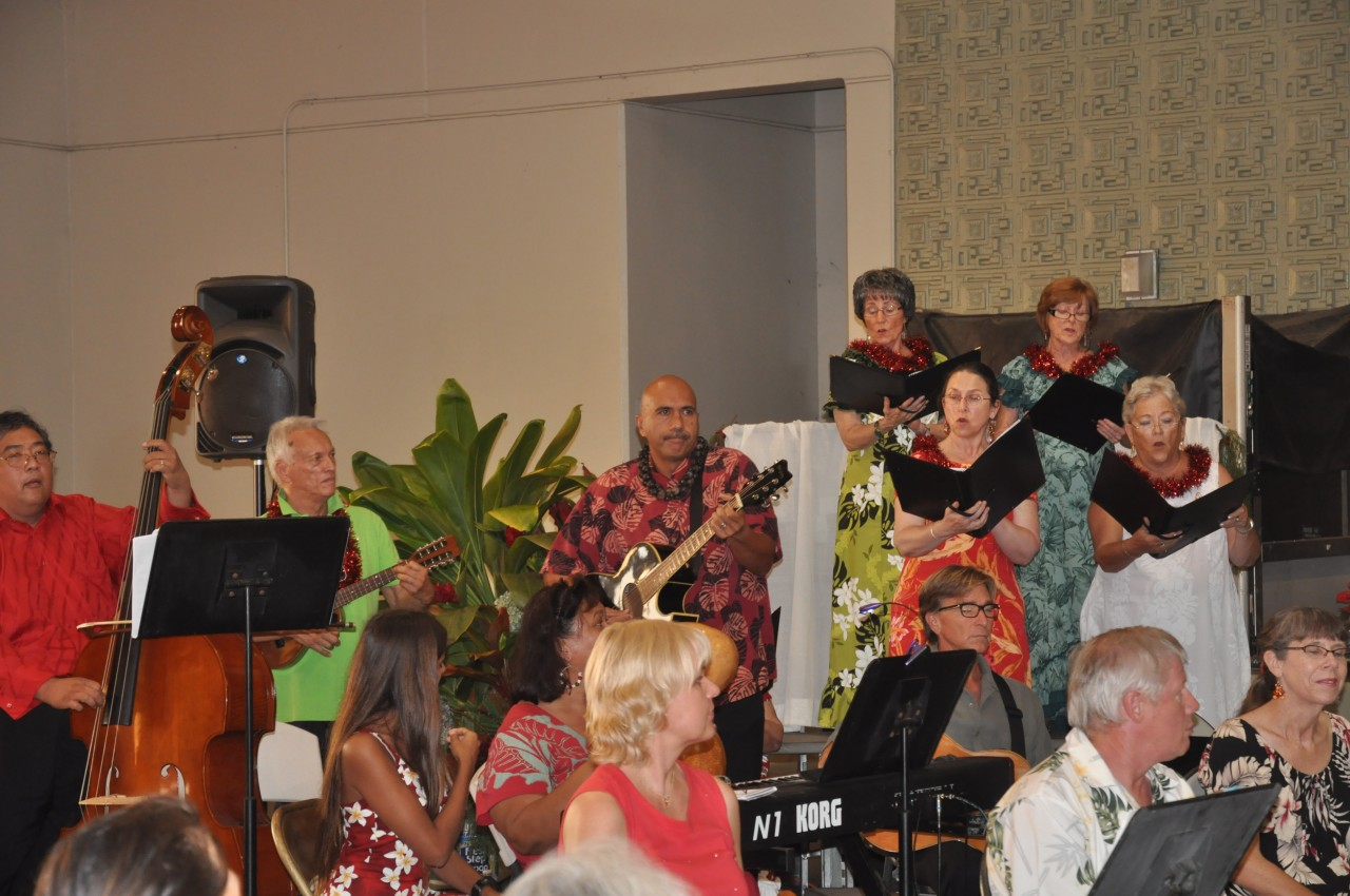 Hawaiian instrumentalists